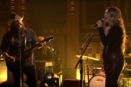 Watch Morgane &#038; Chris Stapleton Sing &#8220;You Are My Sunshine&#8221; On <em>The Tonight Show</em>