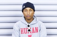 "Pharrell Williams – ""Crave"""