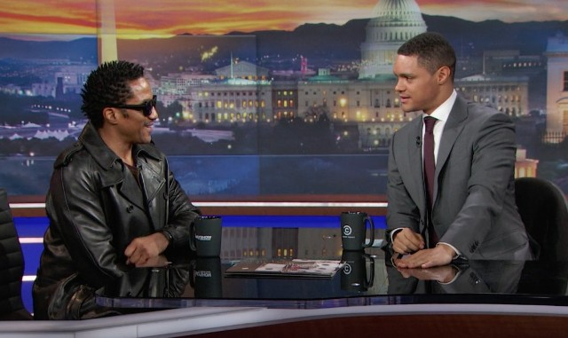 Q-Tip on The Daily Show