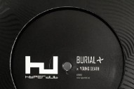 "Burial – ""Young Death"" & ""Nightmarket"""