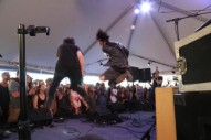 """Stereogum Sessions At Voodoo 2016: Reignwolf Play """"Hardcore"""""""