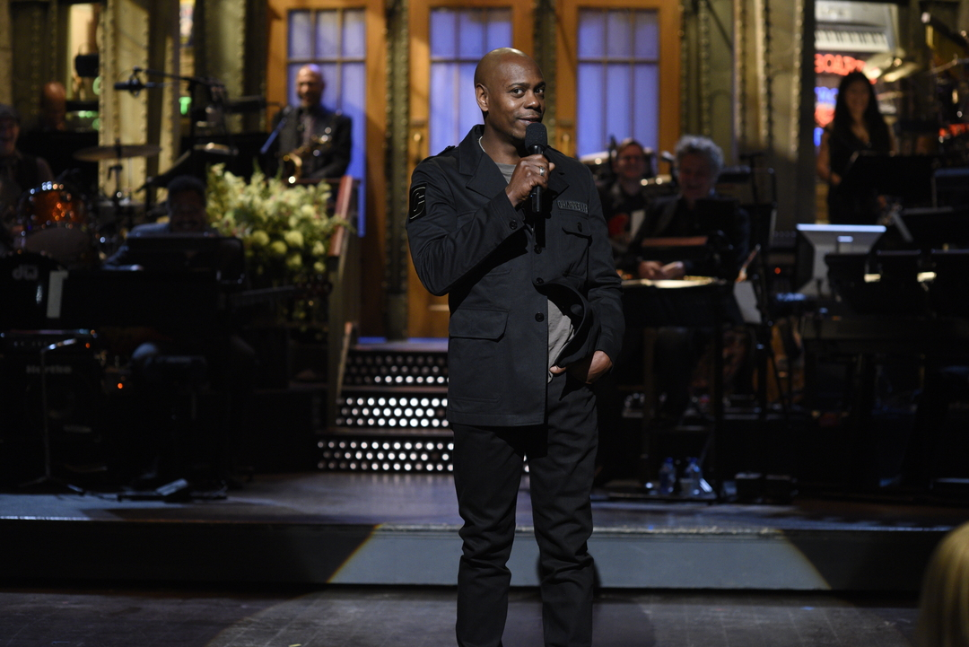 Watch Dave Chappelle Cover Radiohead At <em>SNL</em> Afterparty