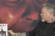 Watch James Hetfield Rate Celebrities In Metallica Shirts