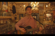 Watch Jens Lekman Debut 3 New Songs In Brooklyn