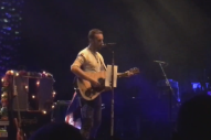 "Watch Coldplay Cover Leonard Cohen's ""Suzanne"" In London"