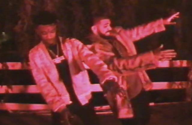 21 Savage & Drake