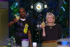 Watch The First Episode Of <em>Martha And Snoop's Potluck Dinner Party</em>