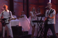Watch Moby Play &#8220;Are You Lost In The World Like Me?&#8221; On <em>Conan</em>