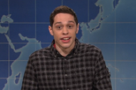 Watch Pete Davidson Mock Kanye West&#8217;s Trump Comments On <em>SNL</em>