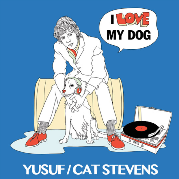 Hear Yusuf/Cat Stevens'