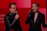 Watch Bono, Halsey, & Herbie Hancock Review 2016 In Song