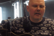 Watch Billy Corgan Play Acoustic Covers At His Chicago Tea Shop