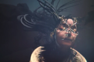"Preview Björk's Virtual Reality ""Notget"" Video"