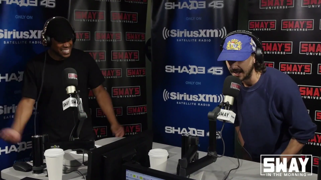 Shia LeBeouf On Sway