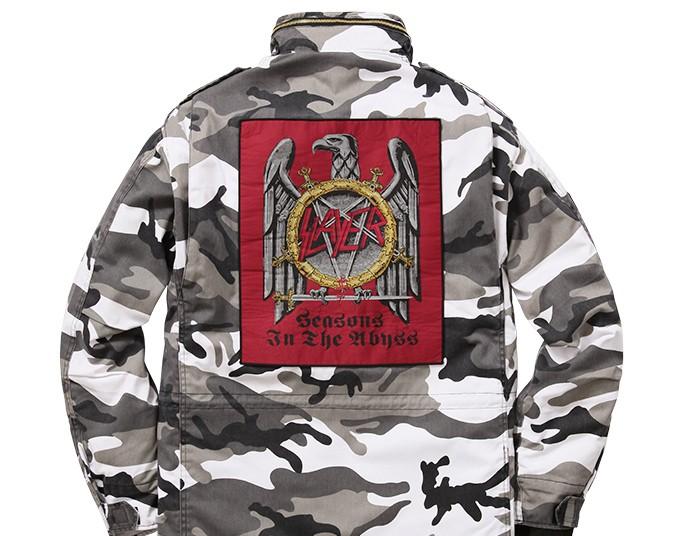Slayer Supreme jacket