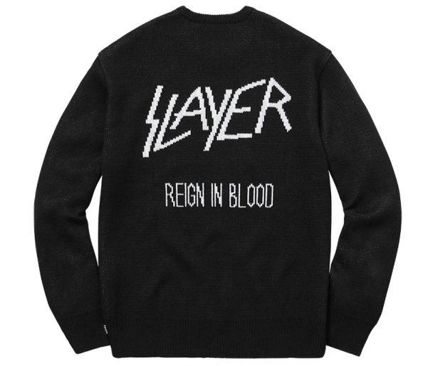 Slayer sweater