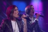 Watch Tegan And Sara Play &#8220;Stop Desire&#8221; On <em>Colbert</em>