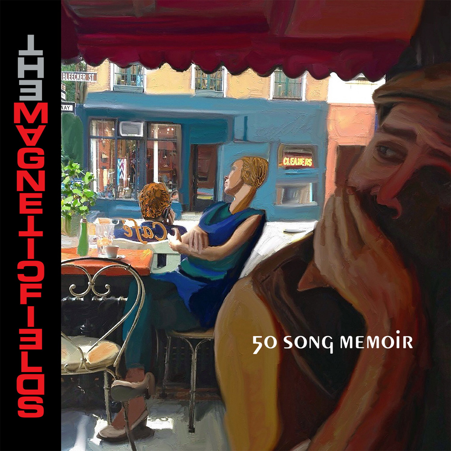 Image result for album art The Magnetic Fields: 50 Song Memoir