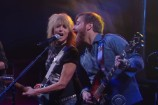 Watch The Pretenders &#038; Dan Auerbach Play &#8220;Holy Commotion!&#8221; On <em>Colbert</em>