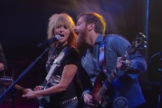 The Pretenders and Dan Auerbach on Colbert