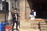Watch Ty Segall & Steve Albini Destroy A Toilet