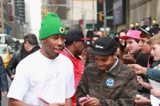 Tyler The Creator and Earl Sweatshirt