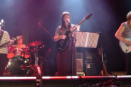 Watch Angel Olsen Perform With The Raincoats At Rough Trade 40th Anniversary Event