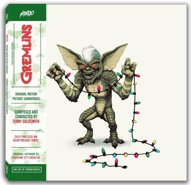 Don't Expose This New <em>Gremlins</em> Soundtrack Vinyl To Water Or Light (Food Is OK)