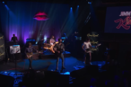 Watch Kings Of Leon Perform &#8220;Waste A Moment&#8221; And &#8220;Reverend&#8221; On <em>Kimmel</em>