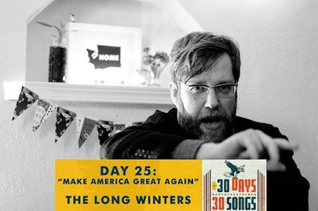Hear The Long Winters' First Song In Six Years,