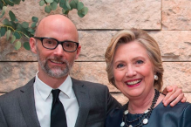 "Moby Writes Letter To America: ""What The Fuck Is Wrong With You?"""