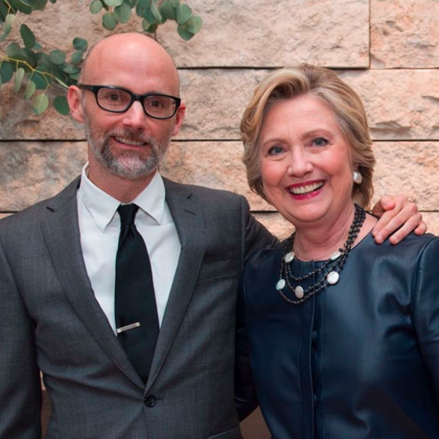 Moby Shares Letter To America