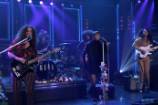 Watch MUNA Make Their Late-Night TV Debut With &#8220;Loudspeaker&#8221; On <em>Jimmy Fallon</em>
