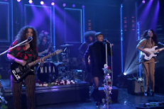 Watch MUNA Make Their Late-Night TV Debut With