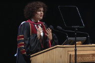 Watch Arcade Fire's Régine Chassagne Give A Speech Upon Receiving Honorary Doctorate