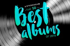 Stereogum 50 Best Albums Of 2016