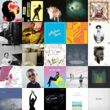 25 Great EPs From 2016