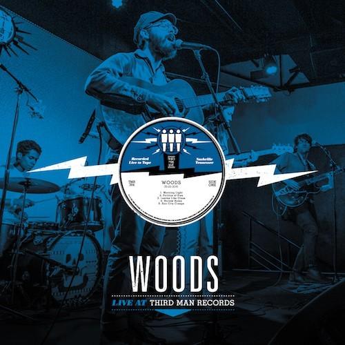 Hear A Track From Woods' <em>Live At Third Man Records</em> LP