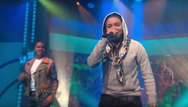 Watch Young M.A Perform