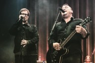 "Watch Mark Lanegan Join The Afghan Whigs On Rare ""Night By Candlelight"" Performance In New Orleans"