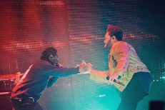 Kendrick Lamar & The Weeknd