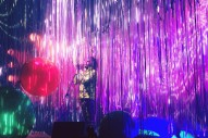 "Watch The Flaming Lips Debut New Song ""There Should Be Unicorns"" In Oklahoma City"
