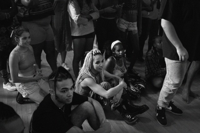 FKA Twigs Baltimore Dance Project Documentary
