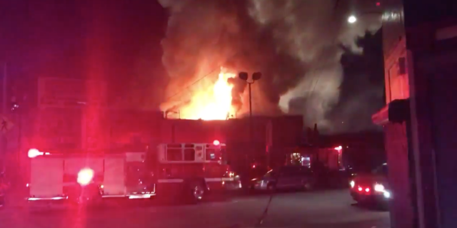 Several Dead In Fire At 100% Silk Party In Oakland