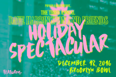 Watch Nick Murphy Cover Edwin Collins, Alex Bleeker Cover Billy Joel At Dave Harrington's Holiday Spectacular