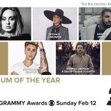 The 2017 Grammys Nominations Are Here