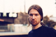 Aphex Twin Sells Unlabeled White Record At Day For Night Fest