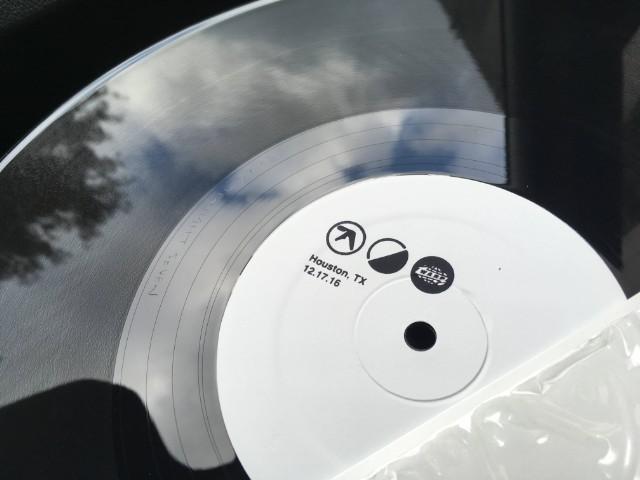 Aphex Twin secret record