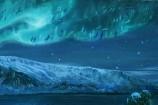 Stream Aureole <i>Aurora Borealis</i>