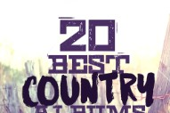 The 20 Best Country Albums Of 2016